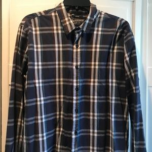 Mens American Rag button down shirt L